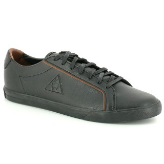 Basket Le Coq Sportif Feret Atl Leather Homme Marron Boutique Paris