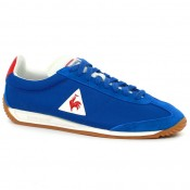 Basket Le Coq Sportif Quartz Gum Femme Bleu Boutique France