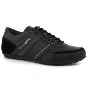Chaussures Le Coq Sportif Andelot S Lea/2Tones Homme Noir Marron Personnalisé