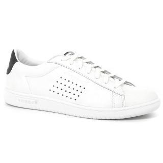 Chaussures Le Coq Sportif Arthur Ashe Lea Homme Blanc Vert Paris