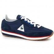 Boutique Chaussures Le Coq Sportif Azstyle Gum Homme Bleu Rouge Paris