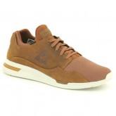 Acheter Nouveau Chaussures Le Coq Sportif Lcs R Pure Pull Up Leather/Mesh Homme Marron En Ligne