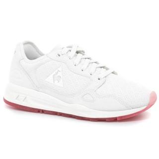 Chaussures Le Coq Sportif Lcs R9Xt W Diamond Mesh Femme Blanc Rose Vendre Provence