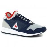 Chaussures Le Coq Sportif Omega X Gs Techlite Fille Bleu Rouge Ventes Privées