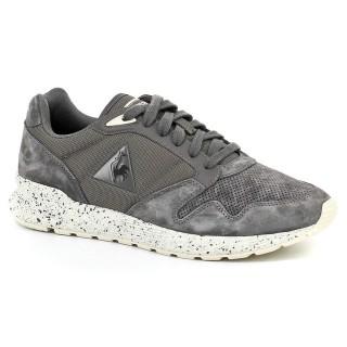 Site Chaussures Le Coq Sportif Omega X Premium Granit Homme Gris