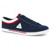 Chaussures Le Coq Sportif Saint Dantin Cvs Homme Bleu Rouge PasCher Fr