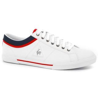 Achat Nouveau Chaussures Le Coq Sportif Saint Dantin S Lea Homme Blanc Bleu