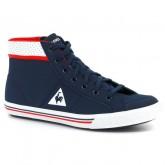 Chaussures Le Coq Sportif Saint Gaetan Mid Gs S Nubuck Fille Bleu Rouge Magasin De Sortie