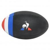 Boutique Le Coq Sportif Ballon de rugby Tricolore Femme Noir Paris