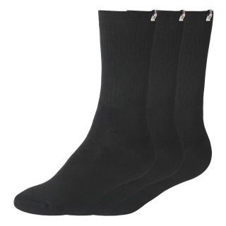 Authentique Le Coq Sportif Chaussettes Essentiels x3 Homme Noir