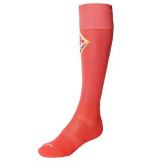 Nouvelle Le Coq Sportif Chaussettes de foot Fiorentina Replica Homme Rouge