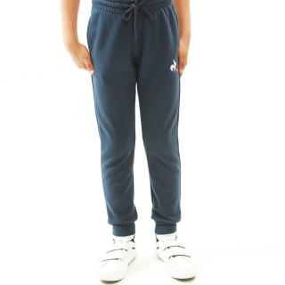 Magasin Le Coq Sportif Pantalon Essentiels Enfant Regular Garçon Bleu Paris