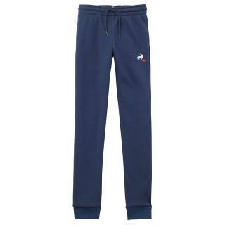 Le Coq Sportif Pantalon Essentiels Enfant Slim Garçon Bleu Officiel