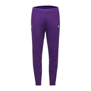 Le Coq Sportif Pantalon Fiorentina Pres Homme Violet Réduction