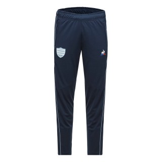 Le Coq Sportif Pantalon Training Racing 92 Homme Bleu Site Officiel
