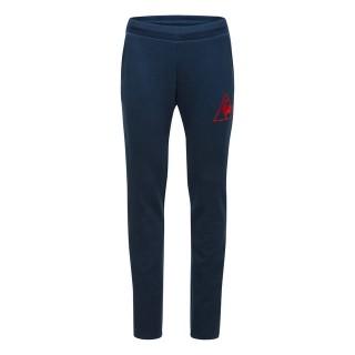Le Coq Sportif Pantalon Tricolore Football Homme Bleu en Promo