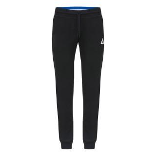 Nouvelle Collection Le Coq Sportif Pantalon Tricolore Slim Homme Noir
