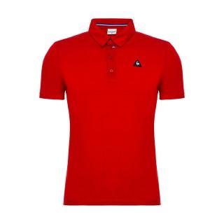 Achetez Le Coq Sportif Polo LCS Tech Homme Rouge