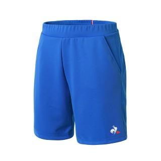 Boutique de Le Coq Sportif Short Tennis Homme Bleu