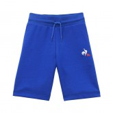 Le Coq Sportif Short Tricolore Enfant Garçon Bleu Site Officiel