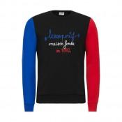 Le Coq Sportif Sweat Tricolore 1882 Homme Noir Promos