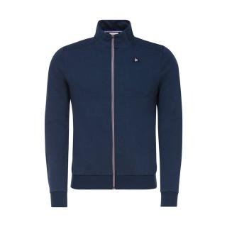Le Coq Sportif Sweat zippé Essentiels Homme Bleu Site Officiel