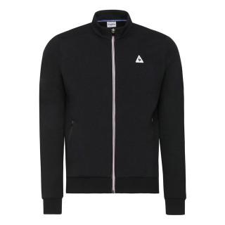 Mode Le Coq Sportif Sweat zippé Essentiels Homme Noir