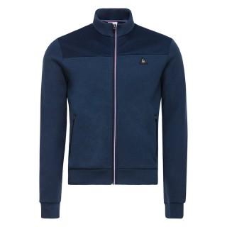 Achetez Le Coq Sportif Sweat zippé LCS Tech Homme Bleu