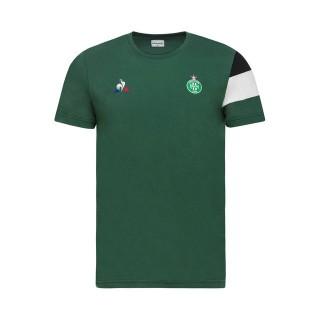 Le Coq Sportif T-shirt ASSE Fanwear Homme Vert Faire une remise