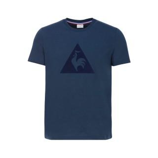 Vente Nouveau Le Coq Sportif T-shirt Essentiels Homme Bleu