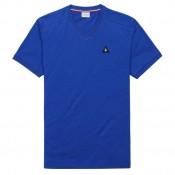 Le Coq Sportif T-shirt Essentiels Homme Bleu Blanc Paris Boutique