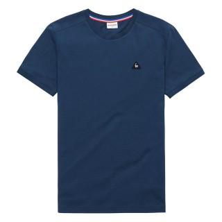 Le Coq Sportif T-shirt Essentiels Homme Bleu Noir Vendre Alsace