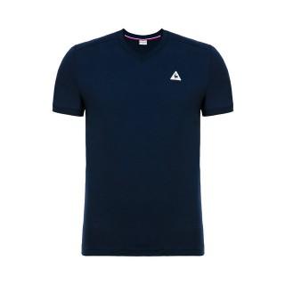 Nouvelle Collection Le Coq Sportif T-shirt Essentiels Homme Bleu Noir