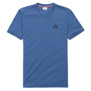 Le Coq Sportif T-shirt Essentiels Homme Bleu PasCher Fr
