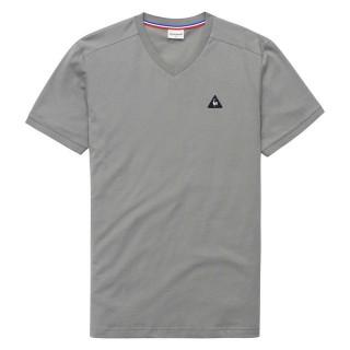 Le Coq Sportif T-shirt Essentiels Homme Gris Blanc France Métropolitaine