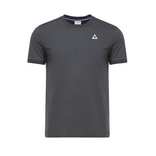 Le Coq Sportif T-shirt Essentiels Homme Gris Noir Soldes France