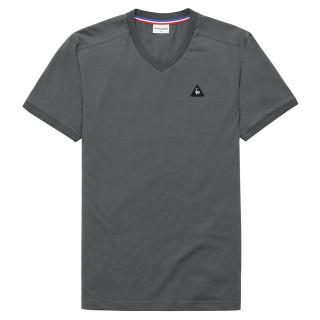 Le Coq Sportif T-shirt Essentiels Homme Gris Noir Bonnes Affaires