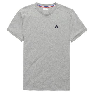La Boutique Officielle Le Coq Sportif T-shirt Essentiels Homme Gris