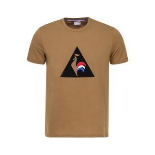 Le Coq Sportif T-shirt Essentiels Homme Marron Pas Chère