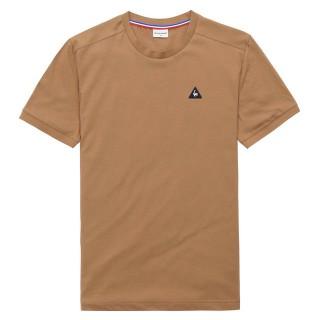 Le Coq Sportif T-shirt Essentiels Homme Marron Promos Code