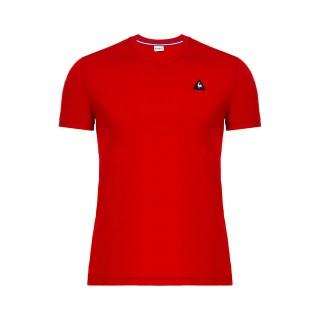 Paris Le Coq Sportif T-shirt Essentiels Homme Rouge