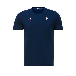 Le Coq Sportif T-shirt Fiorentina Pres Homme Bleu au Meilleur Prix
