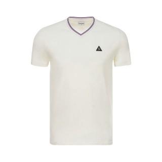 Le Coq Sportif T-shirt LCS Tech Homme Blanc Magasin De Sortie
