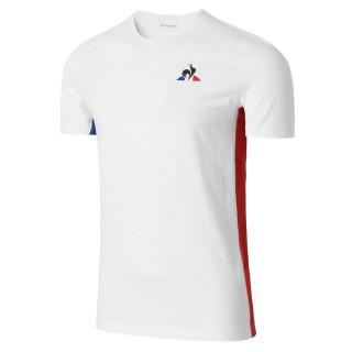 Le Coq Sportif T-shirt Performance Training Homme Blanc à Vendre