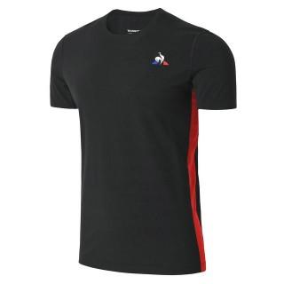 Le Coq Sportif T-shirt Performance Training Homme Noir Soldes Paris