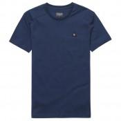 Magasin Le Coq Sportif T-shirt Stadium Homme Bleu Paris