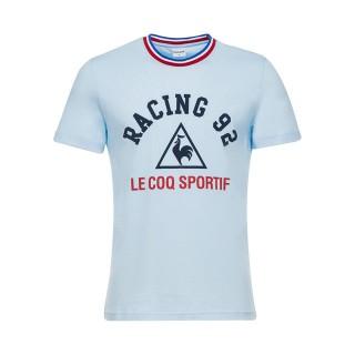 Le Coq Sportif T-shirt de Présentation Racing 92 Homme BLC Vendre Cannes