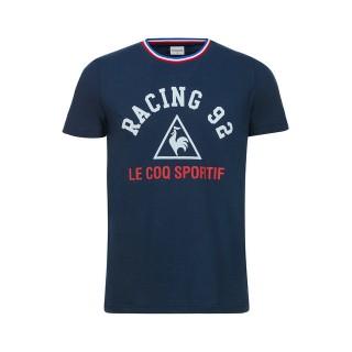 Le Coq Sportif T-shirt de Présentation Racing 92 Homme Bleu Remise Nice