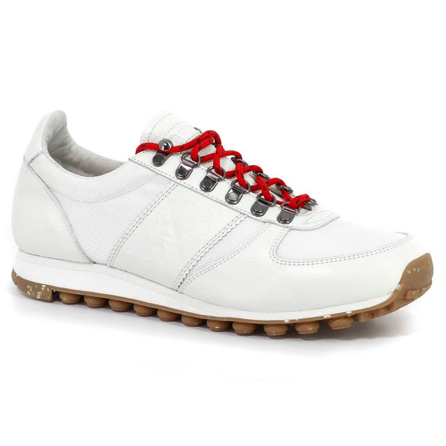 Chaussures Le Coq Sportif Turbostyle Blanc Alpin Homme Blanc