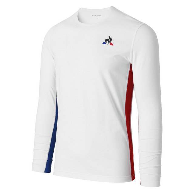 Le Coq Sportif Smartlayer Performance Training Homme Blanc